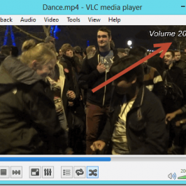 How to Change Volume of Video File